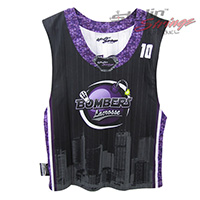 Bombers Sublimated Lacrosse Reversibles