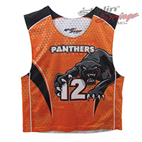 Central York Sublimated Lacrosse Reversibles