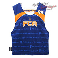 FCA Sublimated Lacrosse Reversibles