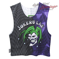 Jokers Sublimated Lacrosse Reversibles
