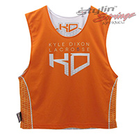 Kyle Dixon Sublimated Lacrosse Camp Reversibles