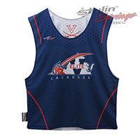 Virginia Elite Sublimated Lacrosse Reversibles