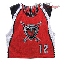Warwick Sublimated Lacrosse Reversibles