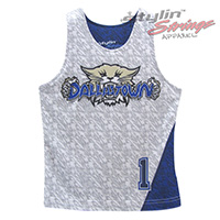 Wildcats Sublimated Women's Lacrosse Reversibles