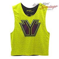 York Sublimated Lacrosse Reversibles