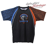 Black Dog Sublimated Lacrosse Shooting Shirts