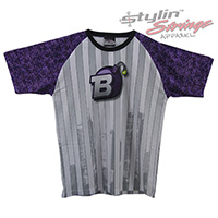 Bombers Sublimated Lacrosse Shooting Shirts