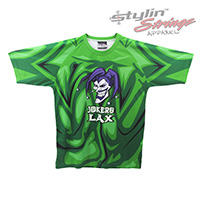 Jokers Sublimated Lacrosse Shooting Shirts