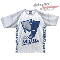 Militia Sublimated Lacrosse Shooting Shirts