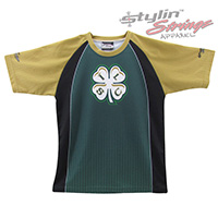 Shooting Irish Sublimated Lacrosse Shooting Shirts
