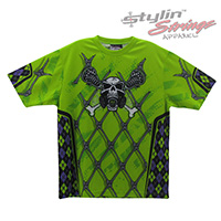 Toxic Lacrosse Sublimated Shooting Shirts