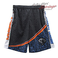 Black Dog Sublimated Lacrosse Shorts