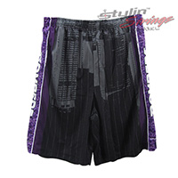 Bombers Sublimated Lacrosse Shorts