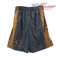 Coppermine Sublimated Shorts