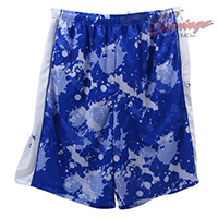 Make-A-Wish Sublimated Lacrosse Shorts