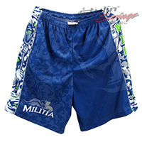 Militia Sublimated Lacrosse Shorts