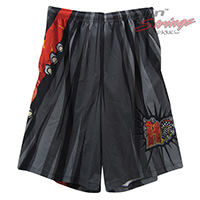 Rage Sublimated Lacrosse Shorts