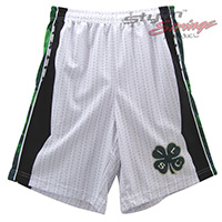 Shooting Irish Sublimated Lacrosse Shorts