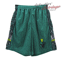 Spartans Sublimated Lacrosse Shorts