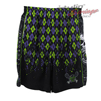 Toxic Lacrosse Sublimated Shorts