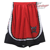 Warwick Sublimated Lacrosse Shorts