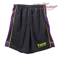 York Sublimated Lacrosse Shorts