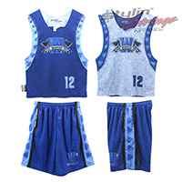 Warriors Sublimated Lacrosse Uniform Sets
