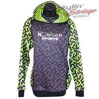 Spooky Nook Sublimated Hoodies