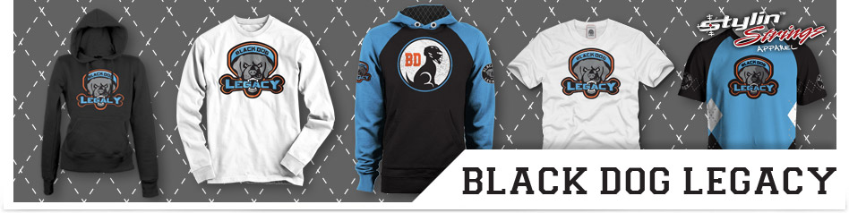 Black Dog Legacy Lacrosse Team Store