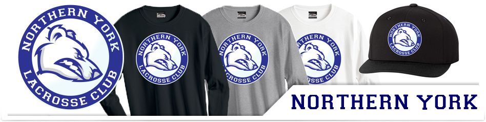 Northern York Lacrosse Club Team Store