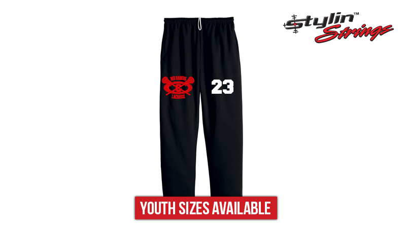 Stylin Strings Coatesville Youth Lacrosse Sweatpants