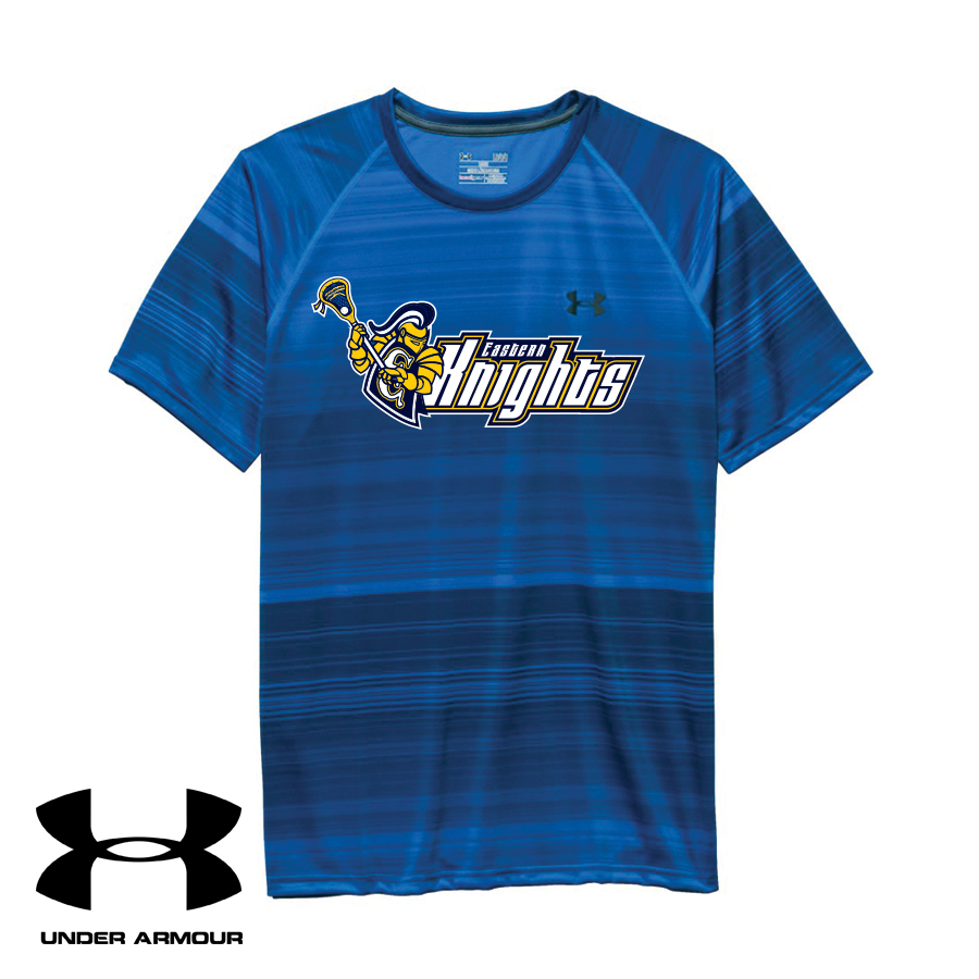 Under Armour Tech Printed Short Sleeve Tee Eastern Knights - Adult