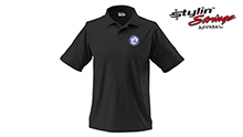 Stylin' Strings Northern York Men's Embroidered Polo Shirt