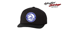 Stylin' Strings Northern York Snap Back Mesh Trucker Hat