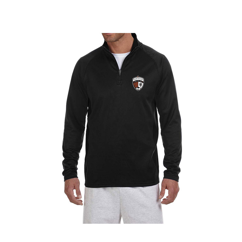Panthers United Logo Qtr Zip