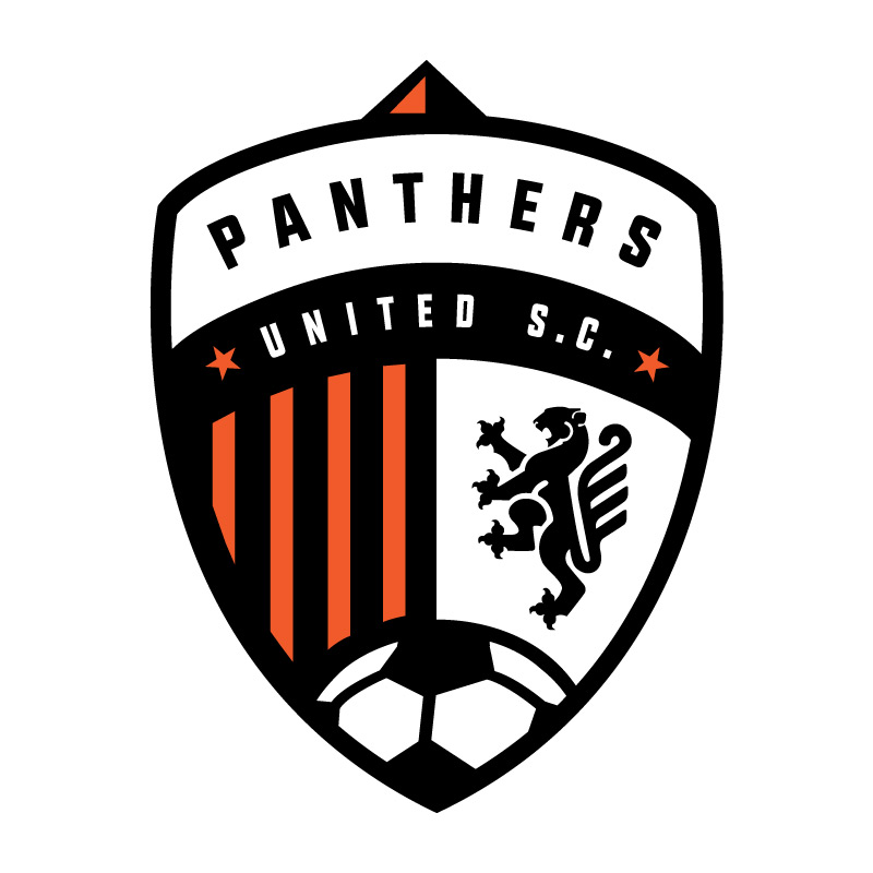 Panthers United Logo Sticker