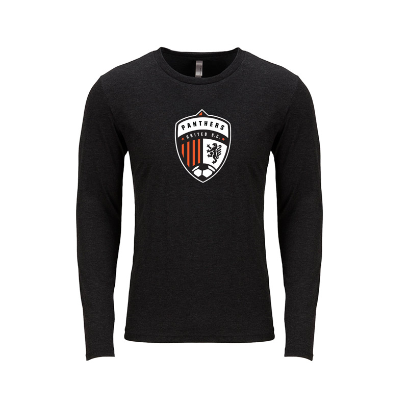 Panthers United Chest Logo Longsleeve