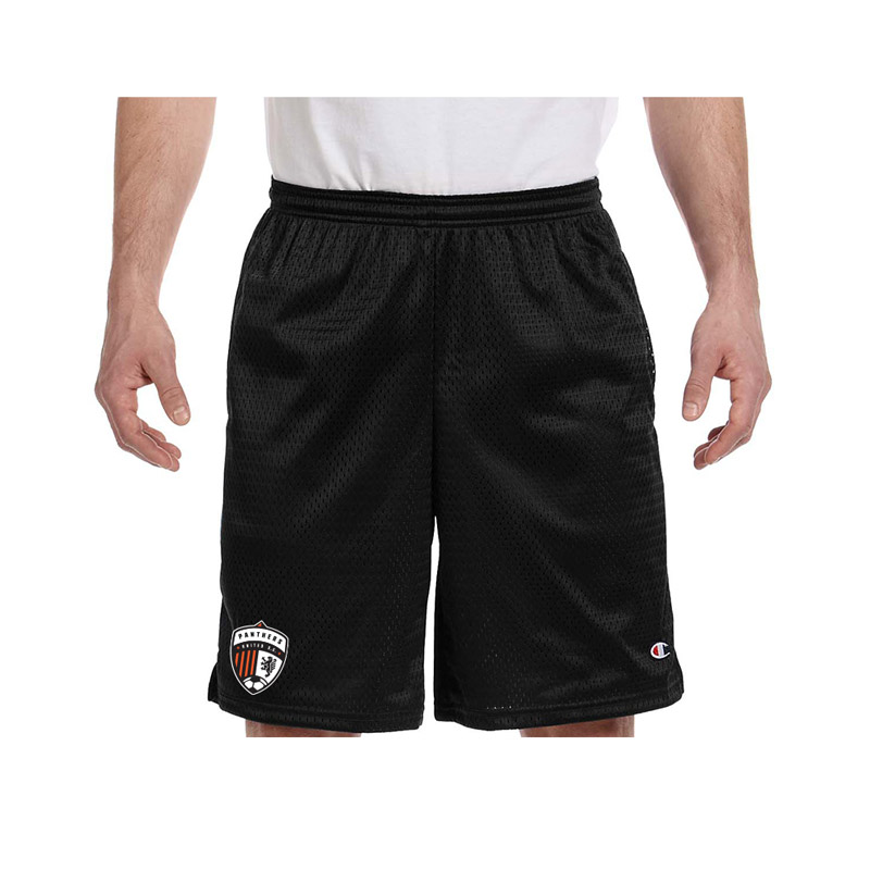 Panthers United Logo Mesh Shorts