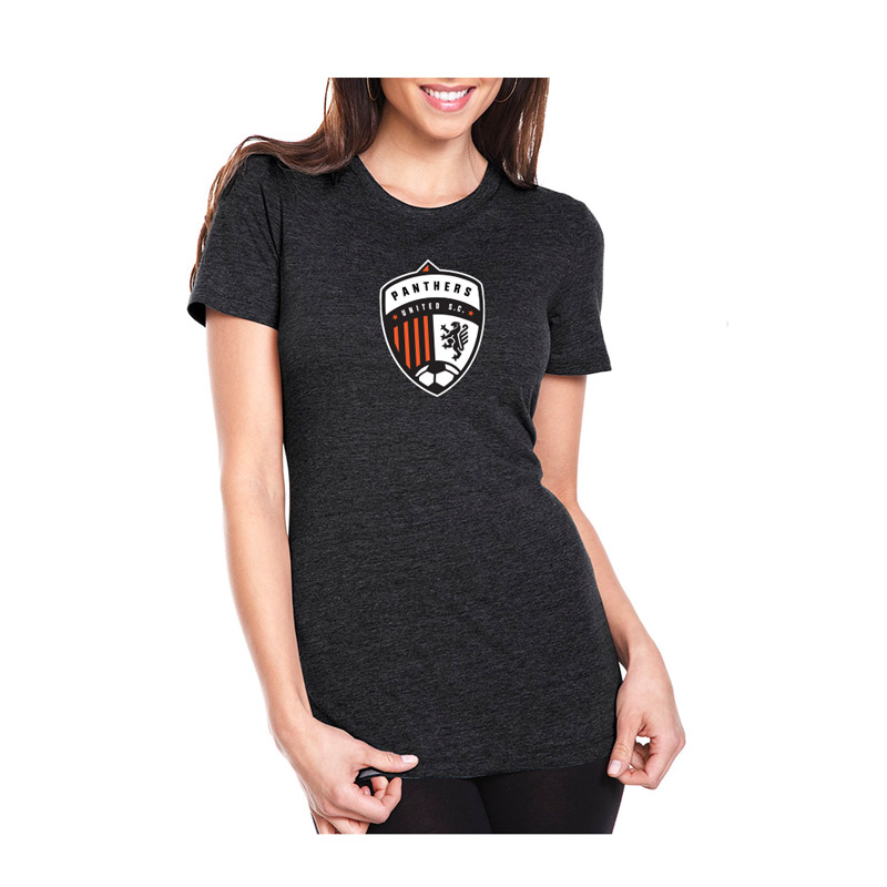 Panthers United Logo Women's Short Sleeve