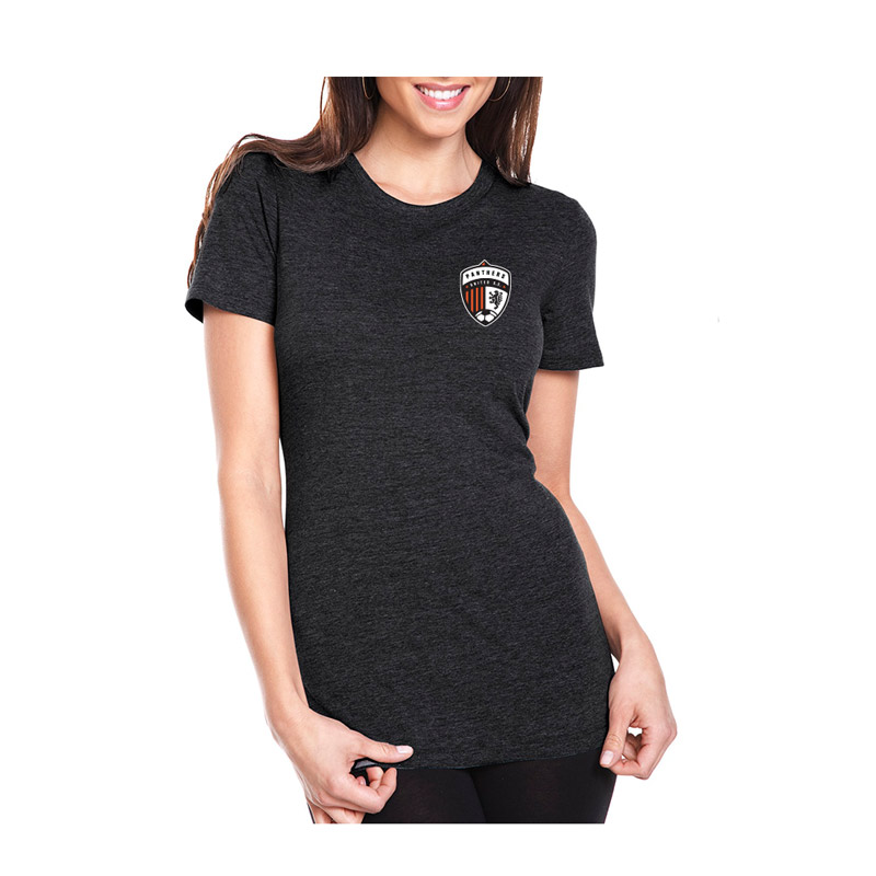 Panthers United Pocket Logo Women's Short Sleeve